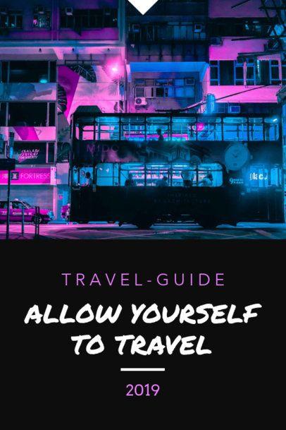 Pinterest Maker for Travel Guides 1125c