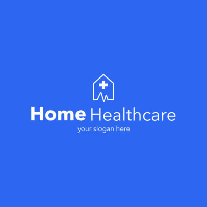 Home Healthcare Logo Maker 1803
