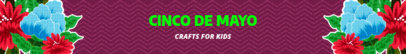 Etsy Banner Template for a Kids Craft Page 1118c