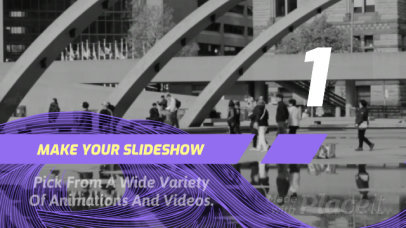 Slideshow Video Maker with Sketched Animations 444a 1239