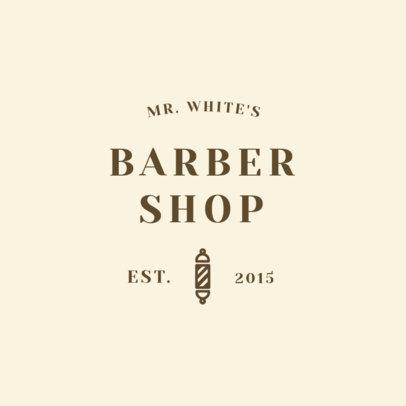 Logo Generator for Barbers 1471c