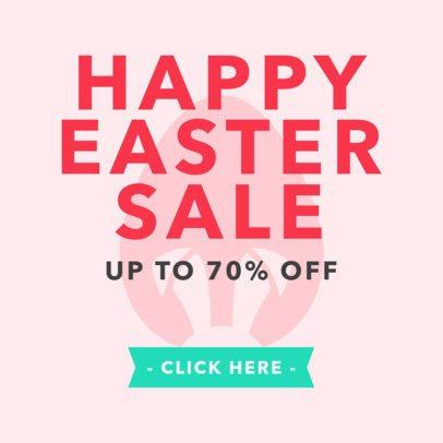 Online Banner Maker for Easter Promos 744g
