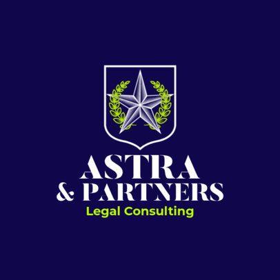 Legal Consulting Logo Maker 1855e