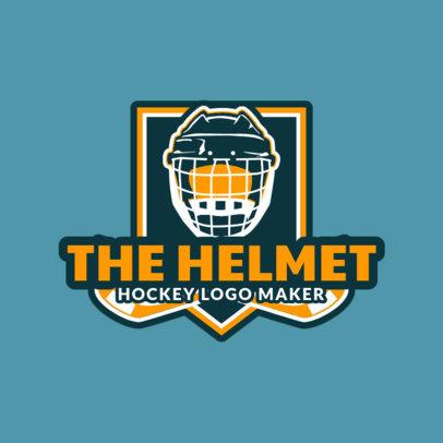 Hockey Logo Generator for a Hockey Team 1559d