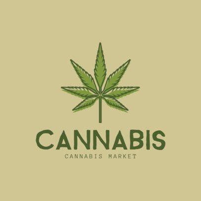 Cannabis Logo Generator 1780b