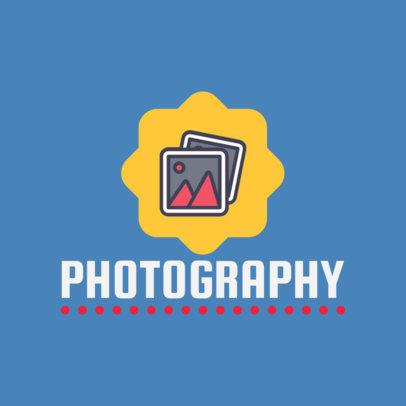 Photography Logo Generator 1439b