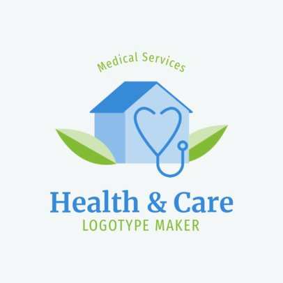 Logo Template for a Home Healthcare Service 1802c
