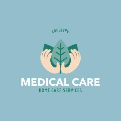 Logo Maker for a Natural Medical Care Service 1802d