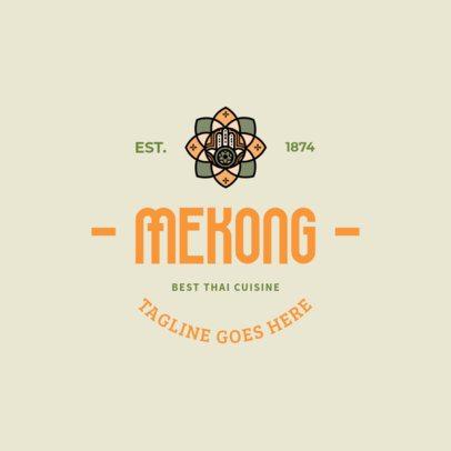 Logo Maker for an Established Thai Restaurant 1846d