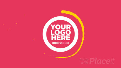Intro Maker for a Logo Reveal with Liquid Animations 1632