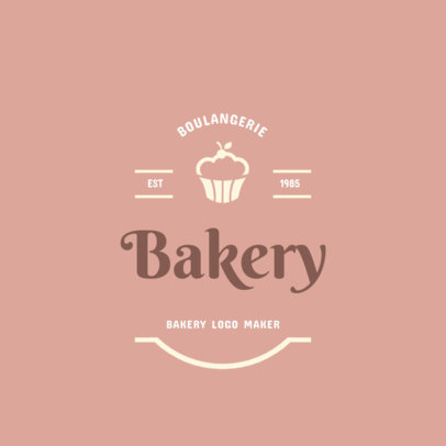 Custom Logo Maker for Bakeries 355b