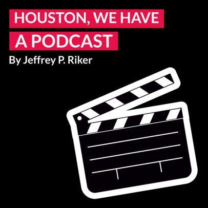 Podcast Cover Maker for Movie Reviews 1496