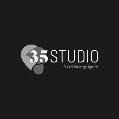 Custom Logo Maker for Digital Marketing Agencies 2231a