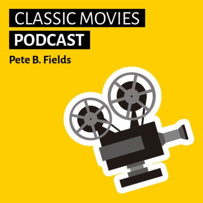 Podcast Cover Maker forPodcast Cover Maker for Film Enthusiasts 1496a
