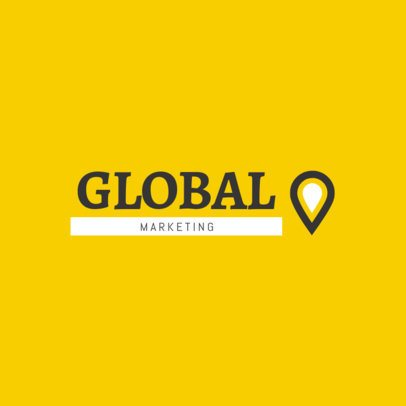 Logo Generator for a Global Marketing Agency 2229a