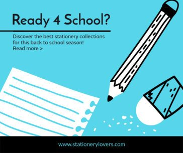Facebook Cover Maker of a Stationary Collection for School  653g