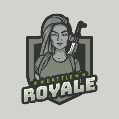 Battle Royale Logo Templates!
