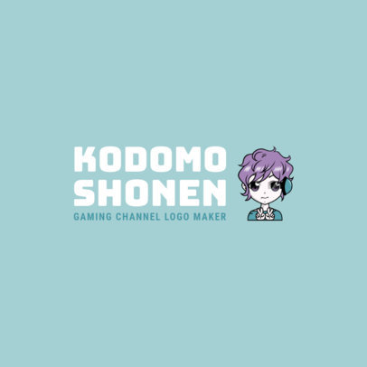 Cool Avatar Logo Generator for Anime-Gaming Streamers 2293i