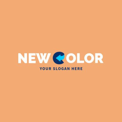 Letter-Abstract Online Logo Template 1290g - 2311
