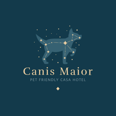Logo Generator for a Pet-Friendly Hotel 2330b