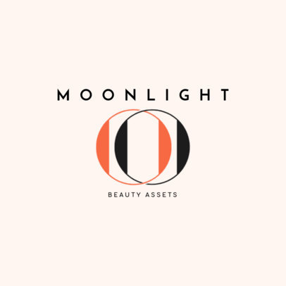 Elegant Monogram Logo Maker with Intertwined Letters 2212g-2324