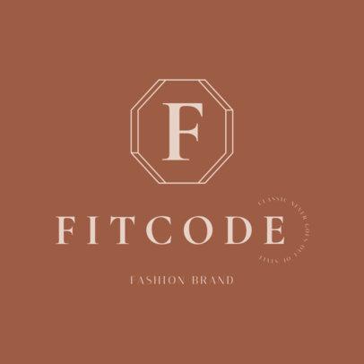 Fashion Logo Generator for a Clothing Brand 2357g