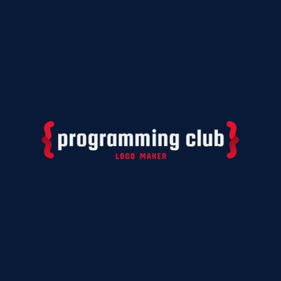 Simple Logo Maker for Programmers 2374c