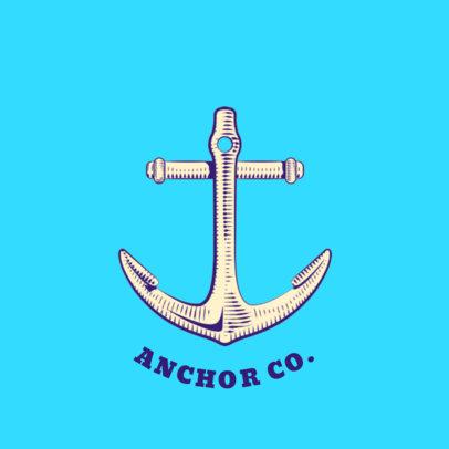 Anchor Phone Grip Template 689b