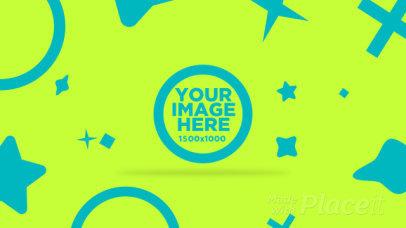 Fun Cartoonish Intro Maker with Logo Reveal Animation 963