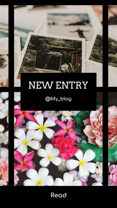 Fashion Blog Instagram Story Maker 943c--1762