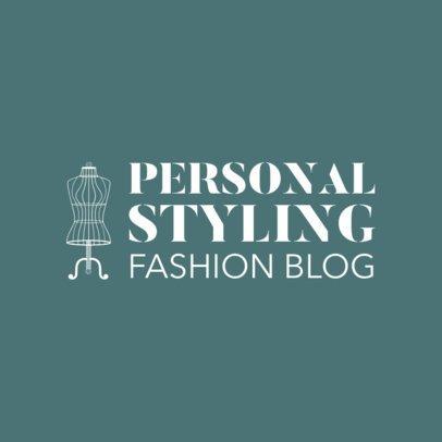 Custom Logo Maker for Fashion Blogs 1311e--2
