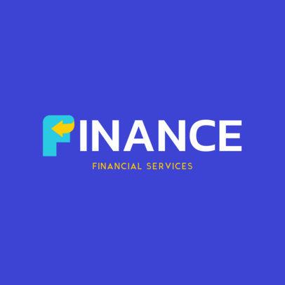Modern Financial Services Logo Maker 1528b 2537