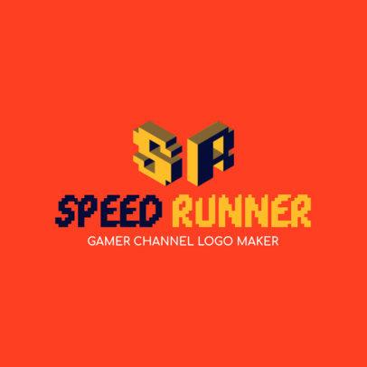 Monogram Logo Maker for a Speedrunner 2554d