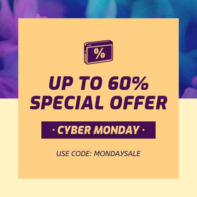 Coupon Design Maker with a Special Cyber Monday Discount 1030h 1795