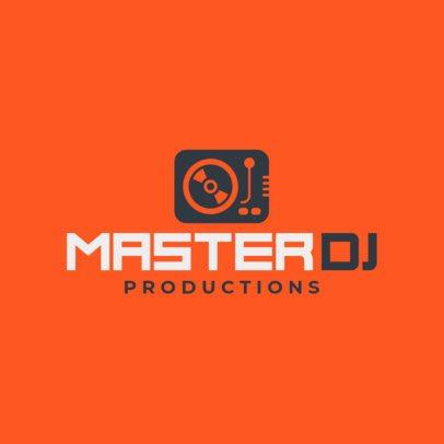 Simple Logo Generator for Music Producers 1072f 5-el