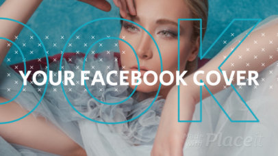 Facebook Cover Video Maker for a Trendy Apparel Brand 1237b-127