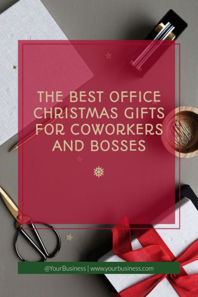 Pinterest Pin Maker for the Best Office Christmas Gift Ideas 627g 1836
