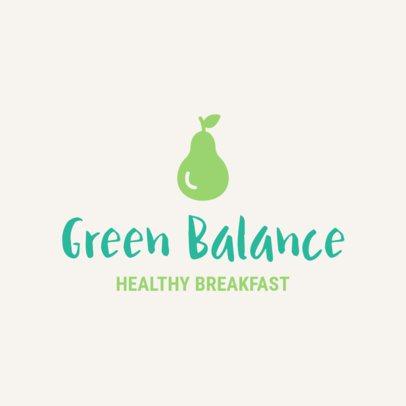 Online Logo Template for a Healthy Breakfast Restaurant 1267f 53-el