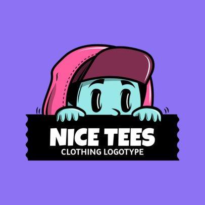 Logo Generator for a Santa Cruz Inspired Clothing Store 2606b