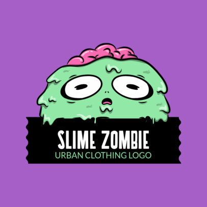 Cool Logo Template for an Urban Apparel Brand 2606d