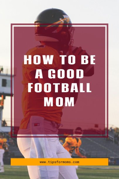 Pinterest Pin Maker for a Football Mom 627h-1935