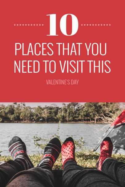 Pinterest Pin Template for Valentine's Day Travel Destinations Post 614l-1961