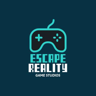 Online Logo Maker for a Game Studio 1289h-91-el
