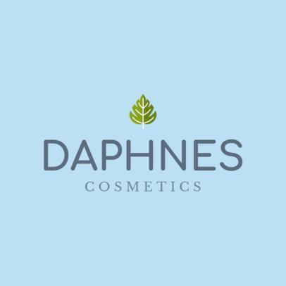 Minimalist Logo Maker for a Cosmetics Store 1169h 131-el