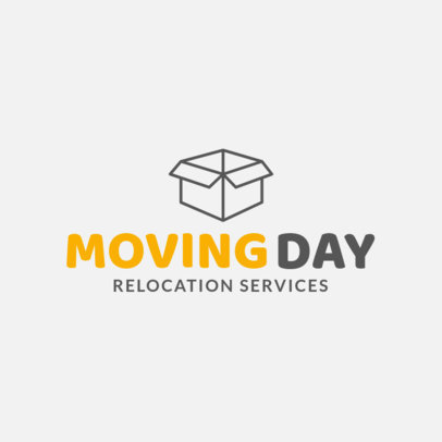 Online Logo Generator for Relocation Services 1197f 149-el