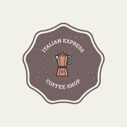 Logo Maker for a Classic Coffee Shop 950h-158-el