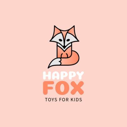Online Logo Maker for a Toy Store 1094h-250-el