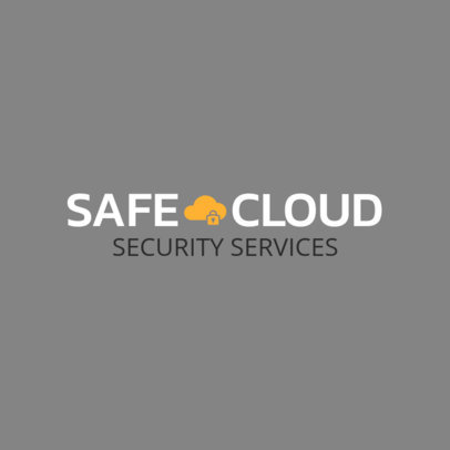 Online Logo Maker for a Cloud Security Service Company 1798k-216-el