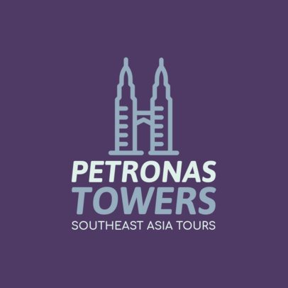 Online Logo Generator for Travel Tour Companies 1148j 135-el