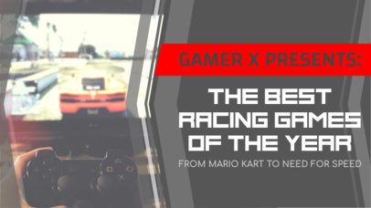 YouTube Thumbnail Generator for Gaming Vloggers 935c